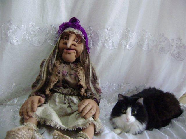 Куклы своими руками из колготок фото. Инструкция