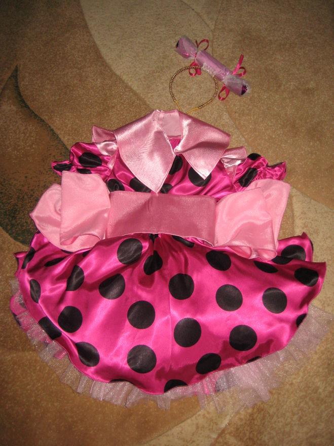 Платье конфетки