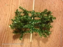 поделка елочка на Новый год