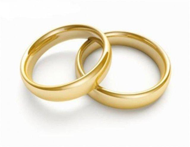 старые обручальные кольца