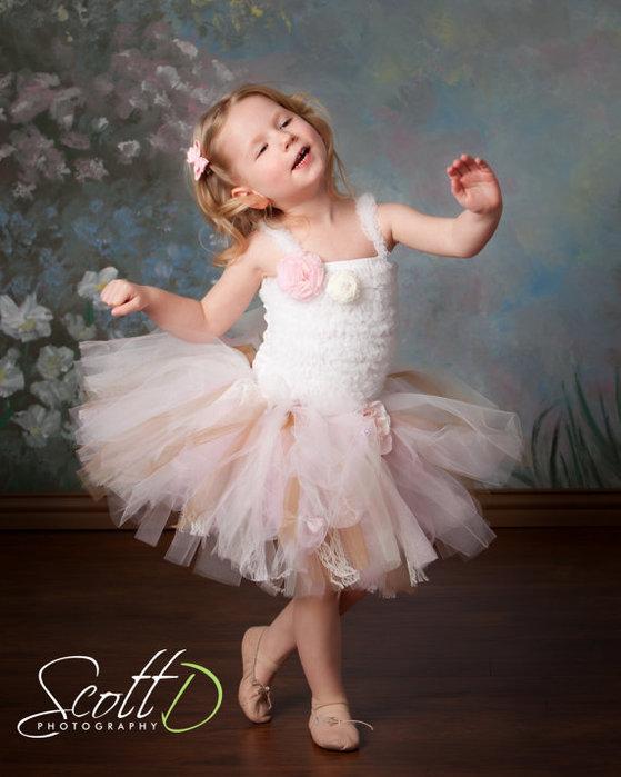 Костюм балерины на новый год своими руками