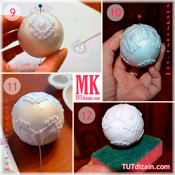 Раскрасить шарик своими руками 39
