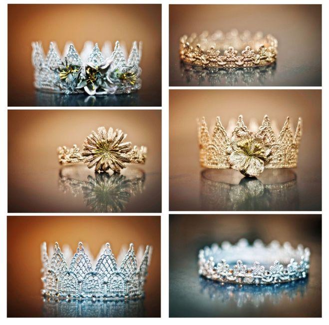 Сделать корону своими руками