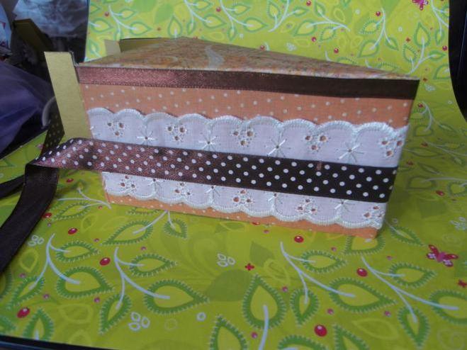 Упаковка для подарков торт 188