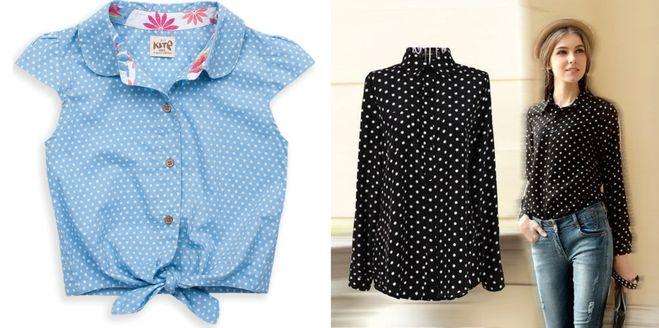 блузка с фонариками раскрой