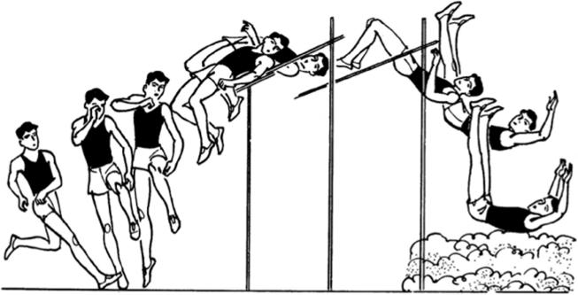 Доклад прыжки в высоту