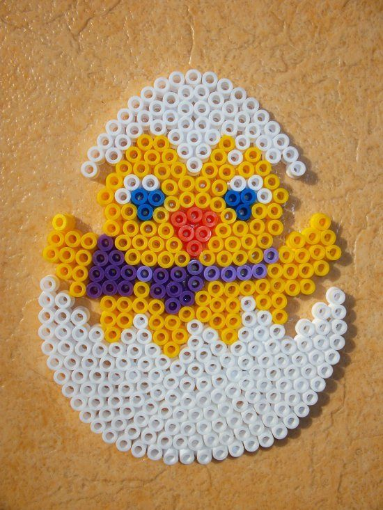 Как сделать корзинки для пасхальных яиц