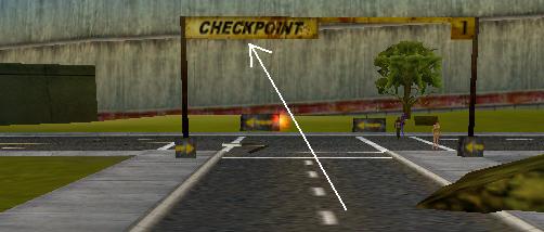 Checkpoint - контрольный пункт.
