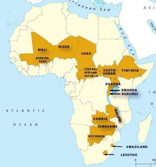африка страны имеющие выход к морю Продажа квартир евроремонтом