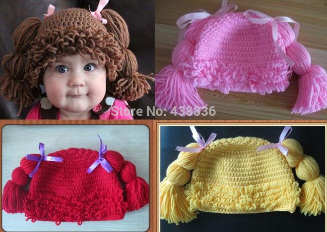 Как связать оригинальную шапку ребенку