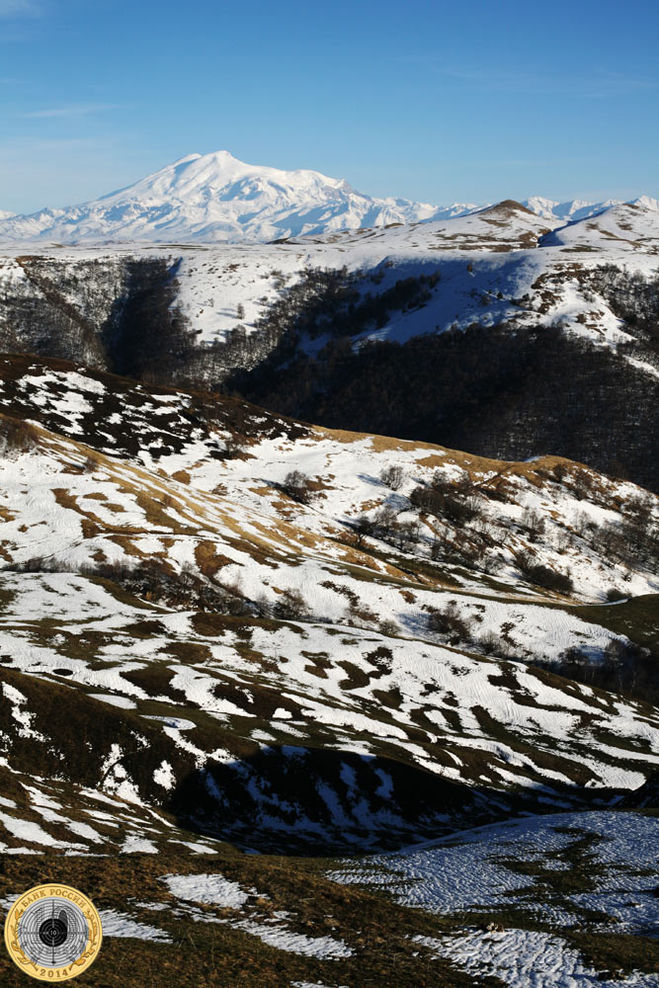 Горы Северного Кавказа