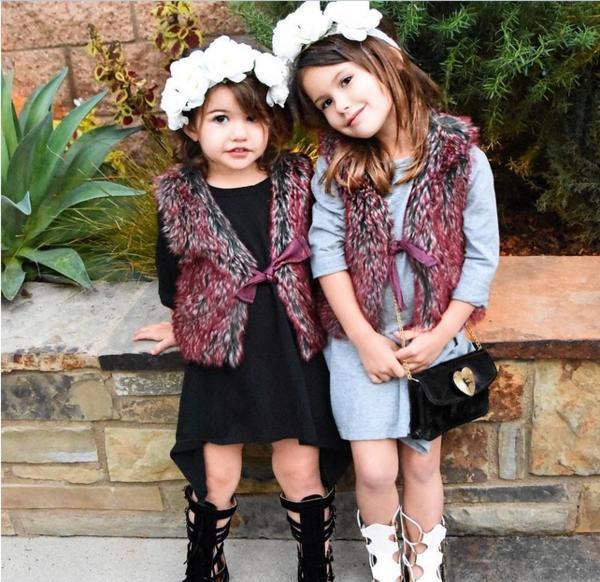 Стильные сёстры
