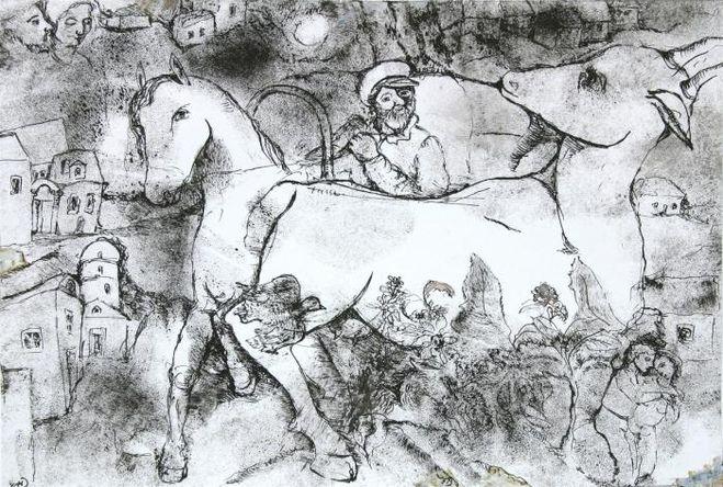 чехов тоска рисунок нарисовать