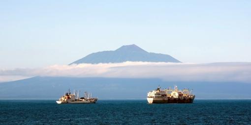 Курильские острова; Южные Курилы; Япония; Договор; Посещение; Японцы