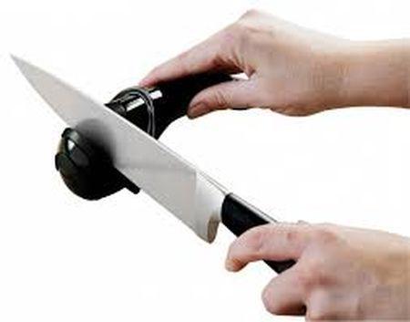 slibning af keramiske knive