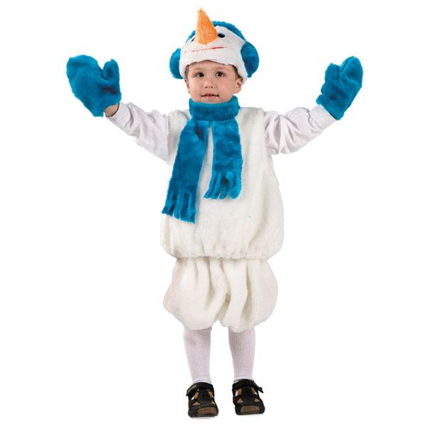 Снеговик для мальчика своими руками 174
