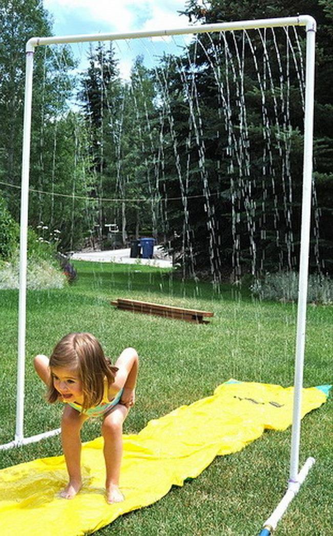 Как сделать душ на даче своими руками из подручных материалов