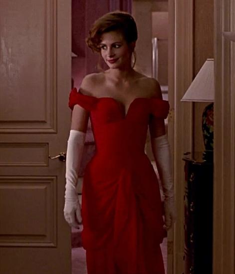 Платье джулии робертс из фильма красотка