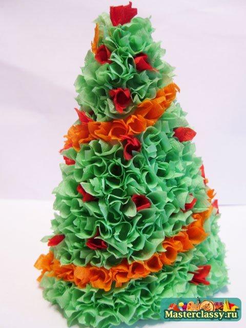 Как сделать цветы из салфеток видео фото 272