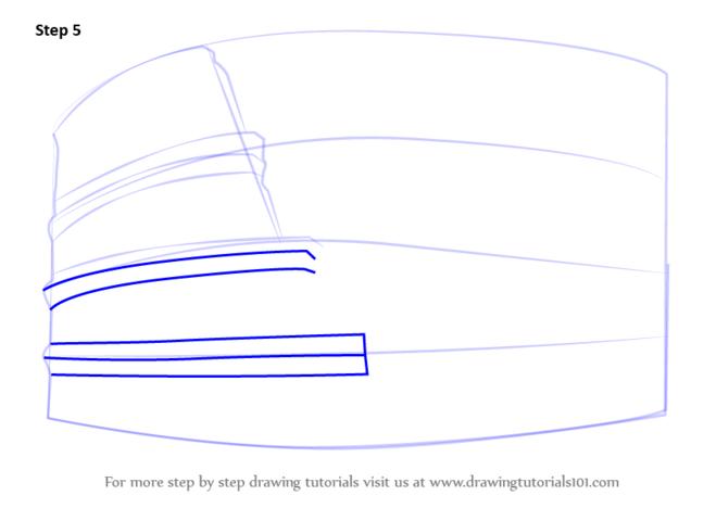 как нарисовать колизей4