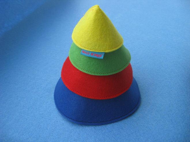 пирамидка для детей своими руками