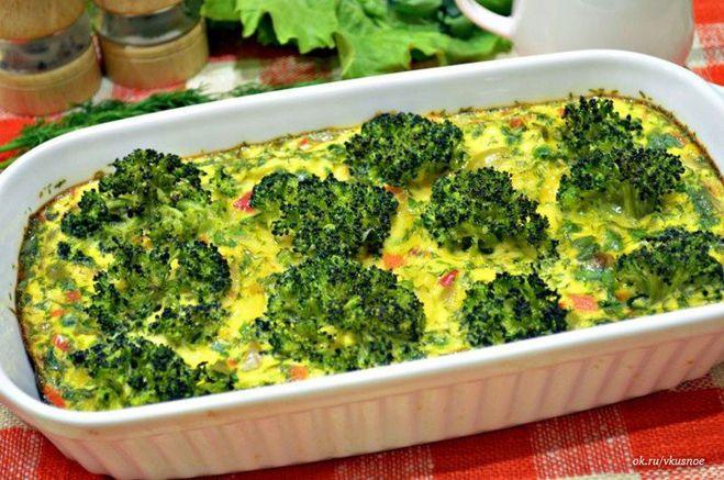 Рецепт вкусных овощных запеканок с фото