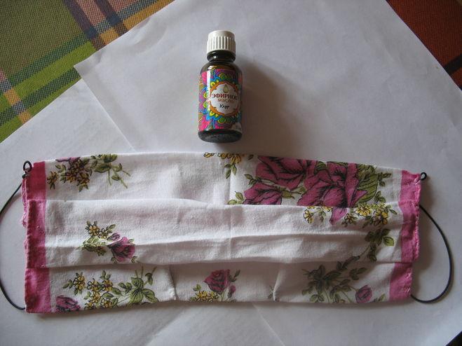 как накрахмалить носовой платок в домашних условиях