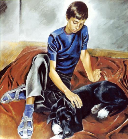 Как написать сочинение по картине Е.Н.Широкова