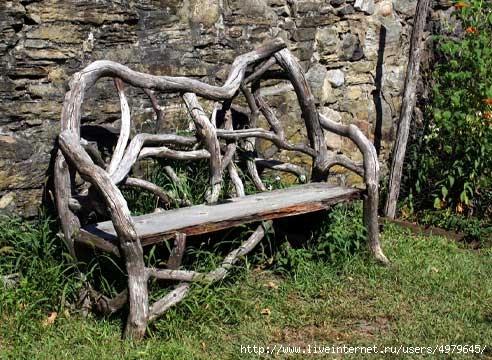 Что можно сделать из засохшего дерева своими руками