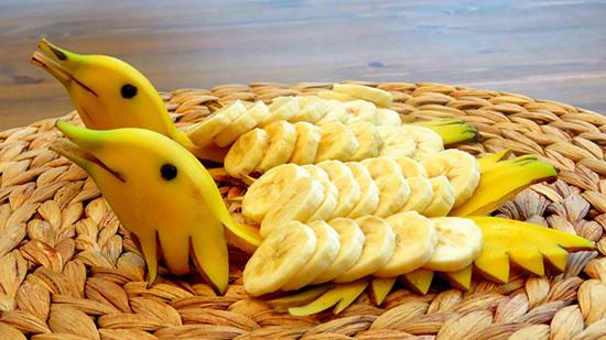Что можно сделать из банана своими руками 46