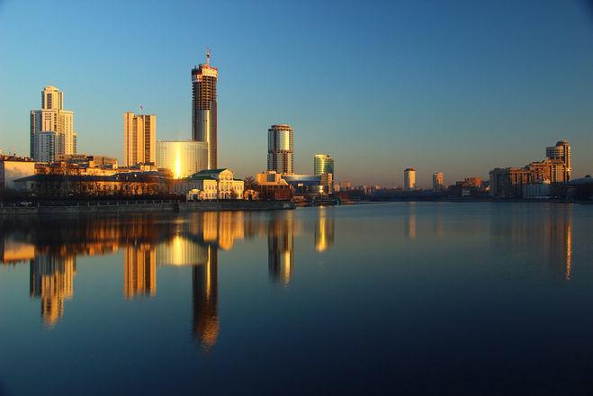 День города-2 15 в Екатеринбурге: площадки