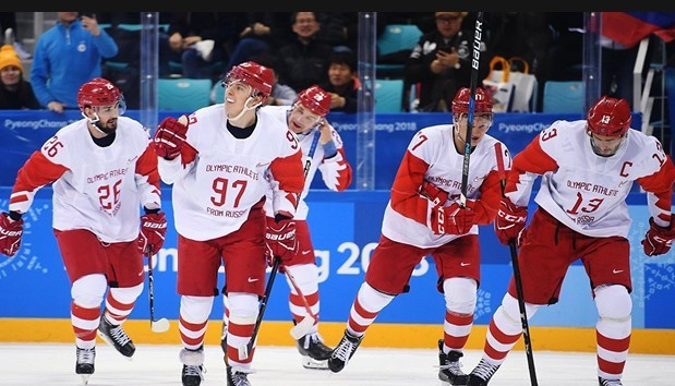 когда финал хоккей россия германия олимпиада пхенчхан 2018