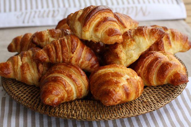как приготовить круассаны в хлебопечке