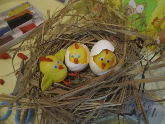 Поделки ко дню птиц своими 33
