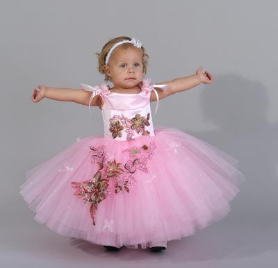 Платье для девочки 1 год своими руками фото 537