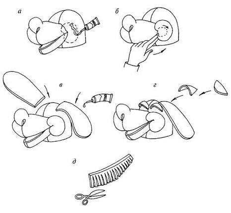 Как сделать игрушку из носка. Мастер-классы с фото