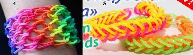 Плетение из резинок техника
