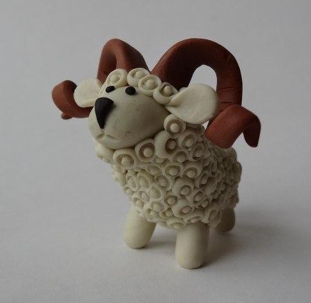 Поделки козы или барана своими руками