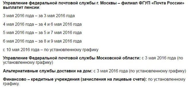 Что нужно чтобы получать московскую пенсию
