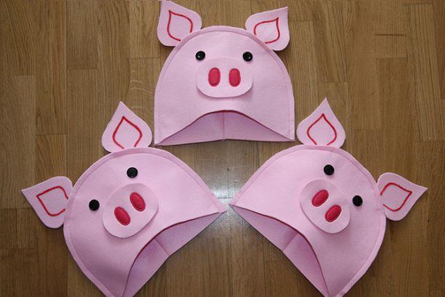 свинья кабан на новый год