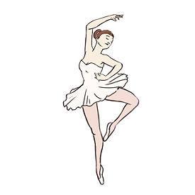 Рисунок в танце