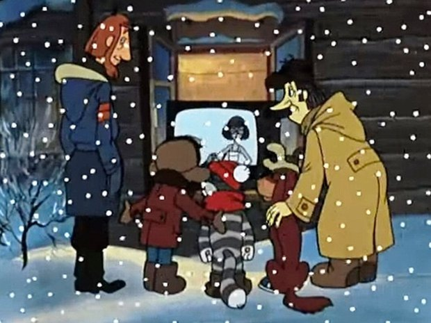 что покажут в новогоднюю ночь 2017 по телевизору