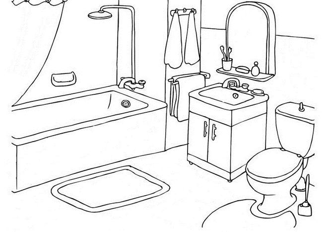 Нарисовать дизайн ванной комнаты онлайн бесплатно