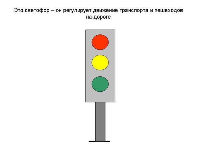 Как ребенку сделать светофор своими руками 49
