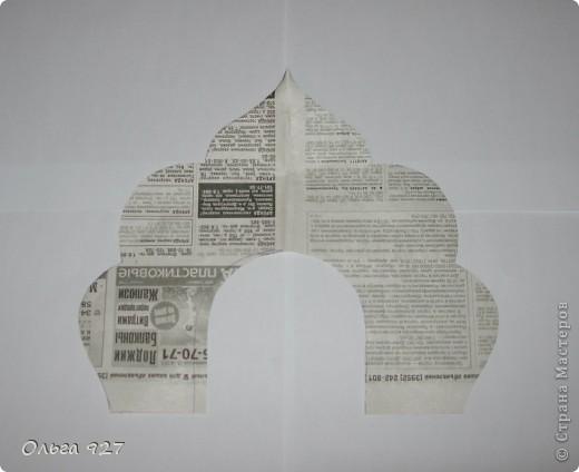 Кокошник из бумаги для снегурочки своими руками