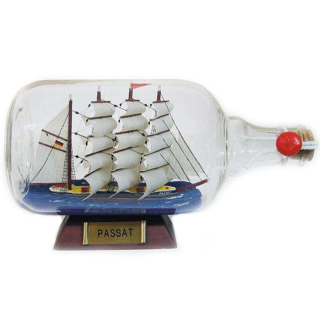 Корабль в бутылке своими руками - Pikabu 4