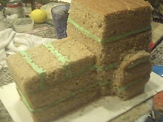 Как сделать трактор из мастики на торт