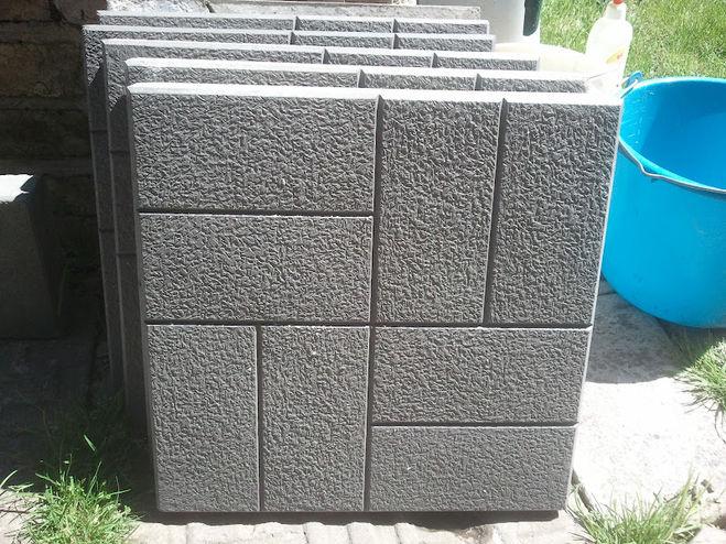 89Как и из чего сделать тротуарную плитку