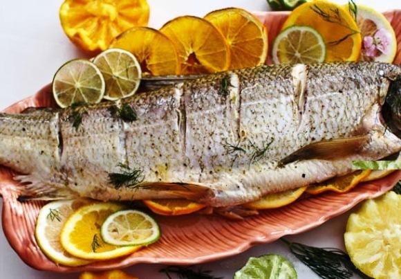 Рецепты рыбы белый амур в духовке