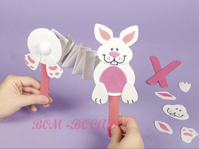 Поделки своими руками для кроликов